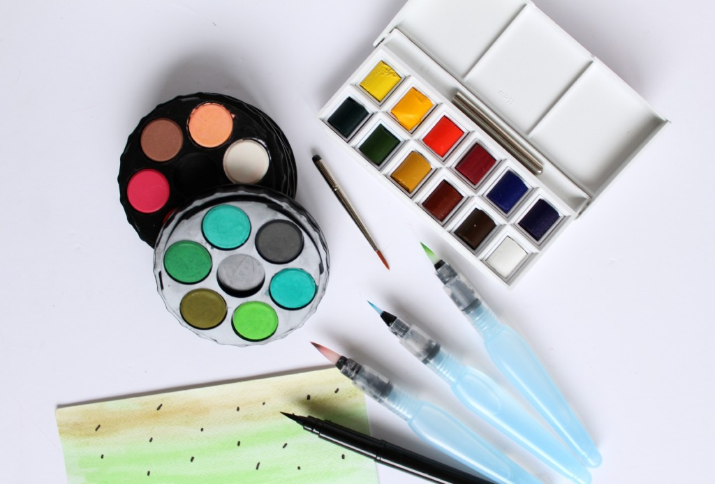 Craft Trends Watercolours